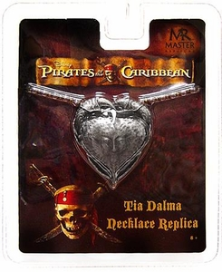 Master Replicas Pirates of the Caribbean  Prop Replica Tia Dalma's Necklace