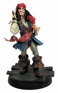 Pirates of the Caribbean Gentle Giant Animated Maquette Jack Sparrow