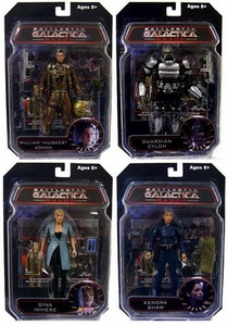 Battlestar Galactica Diamond Select Toys Series 3
