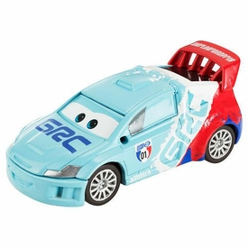 Disney / Pixar CARS 2 Movie 1:55 Exclusive Color Changers Raoul Caroule