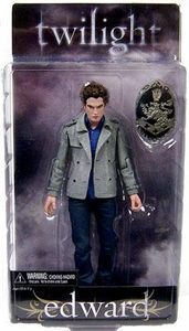 NECA Twilight Movie Action Figure Edward Cullen