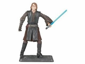 Star Wars Saga 2008 30th Anniversary Wave 1 Action Figure #02 Darth Vader [Anakin] On Lava Platform