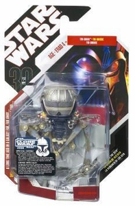Star Wars Saga 2008 30th Anniversary Wave 1 Action Figure #05 Tri Droid
