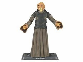 Star Wars Saga 2008 30th Anniversary Wave 1 Action Figure #07 Separatist Po Nudo