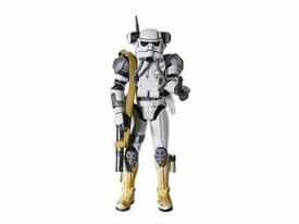 Star Wars Saga 2008 30th Anniversary Wave 2 Action Figure #09 Imperial EVO Trooper [Force Unleashed]