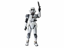 Star Wars Saga 2008 30th Anniversary Wave 2 Action Figure #10 Imperial Jump Trooper [Force Unleashed]