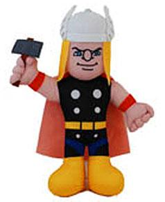 Thor 13 Inch Plush Super Hero Squad Thor