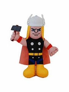 Thor 9 Inch Plush Super Hero Squad Thor