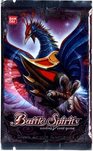Battle Spirits Trading Card Game Dawn of the Ancients Series 5 Booster Pack [8 Cards]