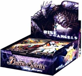 Battle Spirits Trading Card Game Rise of Angels Series 2 Booster Box [32 Packs]