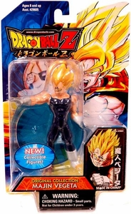 Dragon Ball Z Bandai Original Collection 4.5 Inch Action Figure Majin Vegeta