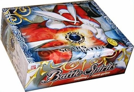 Battle Spirits Trading Card Game Scars of Battle Series 3 Booster BOX [32 Packs] BLOWOUT SALE!