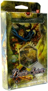 Battle Spirits Trading Card Game Scars of Battle Deck Sorcerers Blaze