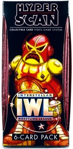 Mattel HyperScan Interstellar Wrestling League (IWL) Booster Pack BLOWOUT SALE!
