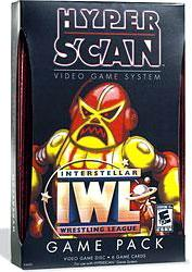 Mattel HyperScan Interstellar Wrestling League (IWL) Game Pack BLOWOUT SALE!