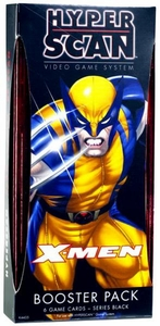 Mattel HyperScan X-Men Booster Pack BLOWOUT SALE!