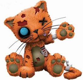 Mezco Toyz Zombies Creepy Cuddlers Series 2 Plush Fluffenrot