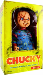 Mezco Toyz Child's Play 15 Inch Figure Chucky