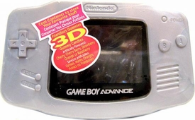 Nintendo Game Boy Advance Candy Container Silver