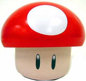 New Super Mario Brothers Candy Tin Red Mushroom [Cherry Sours]
