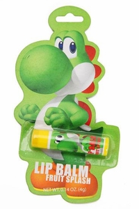 Nintendo Super Mario Bros. Yoshi's Fruit Splash Lip Balm