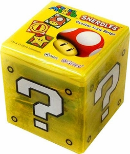 Nintendo Super Mario Candy Question Mark Snerdles Pack