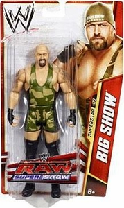 Mattel WWE Wrestling Basic Series 25 Action Figure #7 Big Show