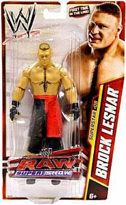 Mattel WWE Wrestling Basic Series 25 Action Figure #8 Brock Lesnar