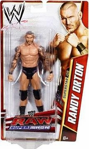 Mattel WWE Wrestling Basic Series 25 Action Figure #9 Randy Orton