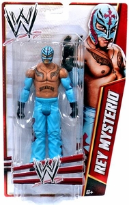 Mattel WWE Wrestling Basic Signature Series 2012 Action Figure Rey Mysterio