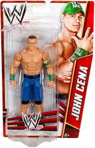 Mattel WWE Wrestling Basic Signature Series 2012 Action Figure John Cena BLOWOUT SALE!