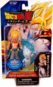 Dragon Ball Z Bandai Original Collection 4.5 Inch Action Figure SS Gotenks