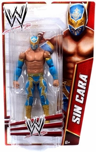 Mattel WWE Wrestling Basic Signature Series 2012 Action Figure Sin Cara