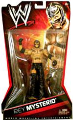 Mattel WWE Wrestling Basic Signature Series 1 Action Figure Rey Mysterio BLOWOUT SALE!