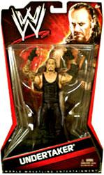 Mattel WWE Wrestling Basic Signature Series 1 Action Figure Undertaker