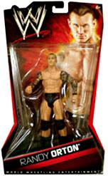Mattel WWE Wrestling Basic Signature Series 1 Action Figure Randy Orton