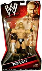 Mattel WWE Wrestling Basic Signature Series 1 Action Figure Triple H BLOWOUT SALE!