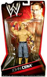 Mattel WWE Wrestling Basic Signature Series 1 Action Figure John Cena BLOWOUT SALE!