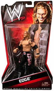 Mattel WWE Wrestling Basic Signature Series 1 Action Figure Edge [Black Pants]