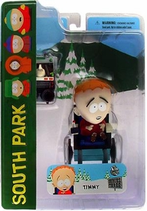 Mezco Toyz South Park Series 3 Action Figure Timmy BLOWOUT SALE!