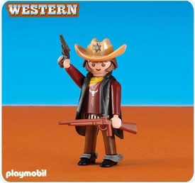 Playmobil Western Set #6277 Western Sheriff March