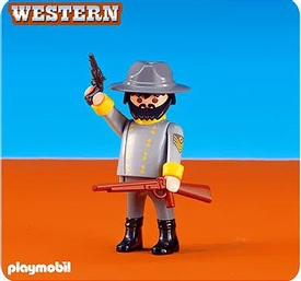 Playmobil Western Set #6275 Confederate General