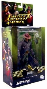 DC Direct Justice Society of America Series 1 Action Figure Sandman