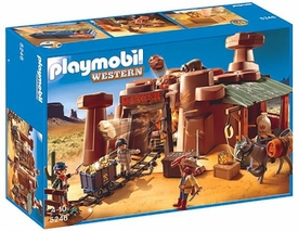 Playmobil Western Set #5246 Western Goldmine