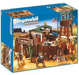 Playmobil Western Set #5245 Western Fort