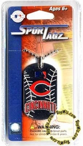 Dog Tags SportTagz Baseball MLB Cincinnati Reds
