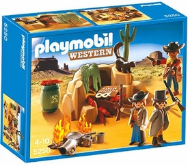 Playmobil Western Set #5250 Outlaw Hideout