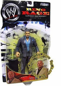 WWE Jakks Pacific Wrestling Action Figure Ruthless Aggression Series 15.5 Eric Bischoff