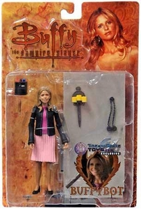 Buffy the Vampire Slayer Exclusive Figure Buffybot
