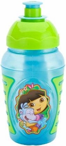 Dora the Explorer EZ-Grip Sport Bottle with EZ-Freeze